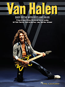 Van Halen for Easy Guitar