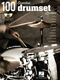 100 Essential Drum Lessons