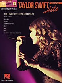 Taylor Swift Hits - Pro Vocal
