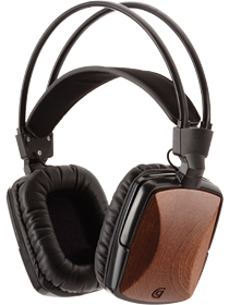 WoodTones Over-the-Ear Headphones