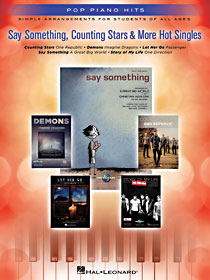 Say Something, Counting Stars & Other Top Hits