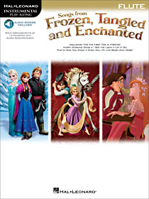 Songs from Frozen, Tangled & Enchanted