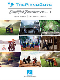 Piano Guys Simplified Favorites