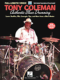 Tony Coleman - Authentic Blues Drumming