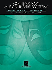 Contemporary Musical Theatre for Teens - Volume 2