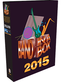 Band in a Box 2015