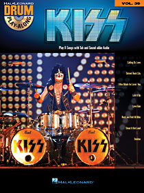 KISS Drum Play-Along
