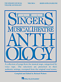 Singers Musical Theatre Volume 6 Now Available