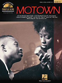 Motown - Piano Play-Along
