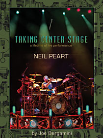 Neil Peart - Taking Center Stage