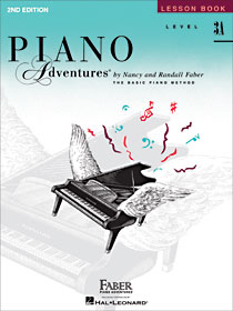 Faber Piano New 2nd Editions