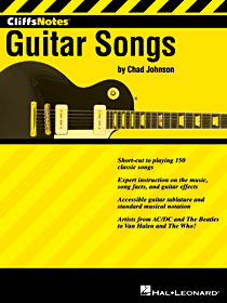 CliffsNotes Guitar Songs
