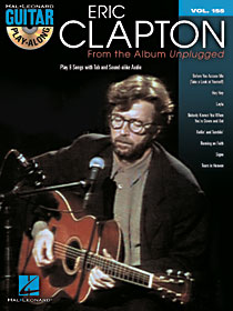 Eric Clapton Unplugged Play-Along