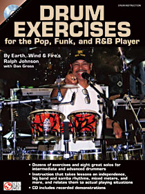 Drum Exercises for the Pop, Funk, & R&B Player