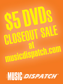 $5 DVD BLOWOUT SALE!