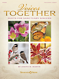 Voices Together: Duets for Sanctuary Singers