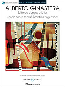Alberto Ginastera New Edition