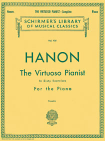 Hanon - Virtuoso Pianist in 60 Exercises