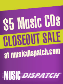 $5 CD Closeout Sale!