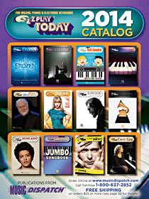 New Electronic Keyboard Catalog!