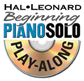 Beginning Piano Solo Play-Along