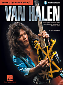 Van Halen Signature Licks
