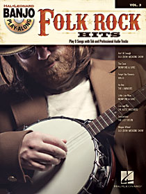 Folk/Rock Banjo Play-Along