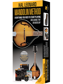 Mandolin Gift Pack