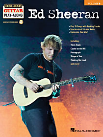 Ed Sheeran Deluxe Guitar Play-Along