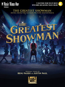 The Greatest Showman - Music Minus One