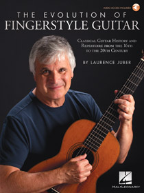 Laurence Juber - Evolution of Fingerstyle Guitar