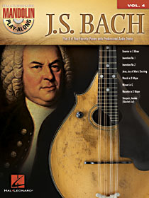 Bach Mandolin Play-Along