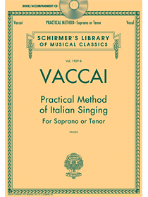 Vaccai: Practical Method Now with CD!