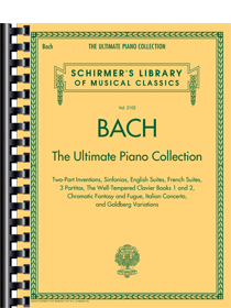 Bach: Ultimate Piano Collection