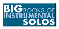 Big Books of Instrumental Solo